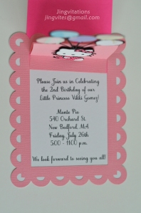 hello kitty pop up balloon invitations (2)
