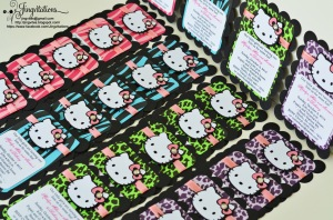hello kitty animal print invitations (2)