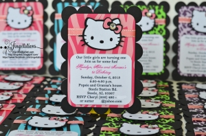 hello kitty animal print invitations (3)