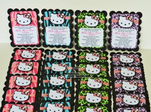 hello kitty animal print invitations (4)