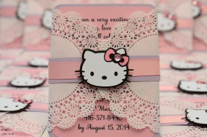 doily invitations hello kitty (5)